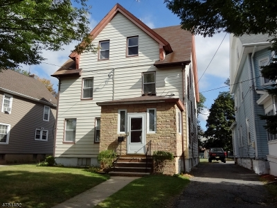 Morristown Town NJ Single Family Home For Sale: $375,000