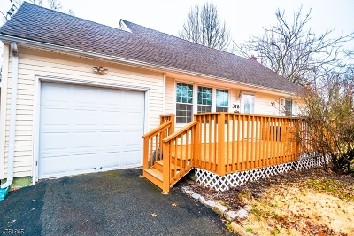 Woodbridge Twp. Single Family Home For Sale: 378 Colonia Blvd