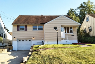 Woodbridge Twp. Single Family Home For Sale: 74 Wall St