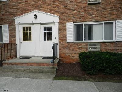 Parsippany Condo/Townhouse For Sale: 189-09 Littleton Rd