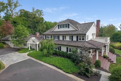 Bernards Twp. Single Family Home For Sale: 140 Old Farm Rd