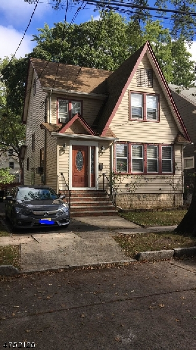 Roselle Park Boro Single Family Home For Sale: 621 Sherman Ave