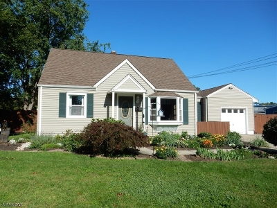 Clark Twp. Single Family Home For Sale: 74 James Ave