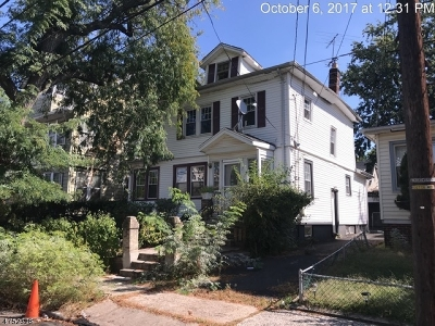HILLSIDE Single Family Home For Sale: 1615 Summit Ave
