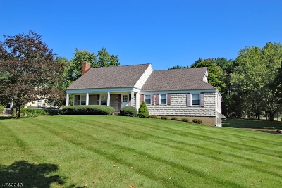 Bridgewater Twp. Single Family Home For Sale: 1360 Tullo Rd