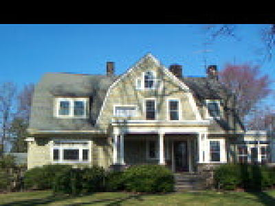 WESTFIELD Single Family Home For Sale: 657 Boulevard