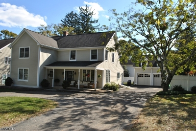 Bernardsville Boro Single Family Home For Sale: 65 Dayton Cres