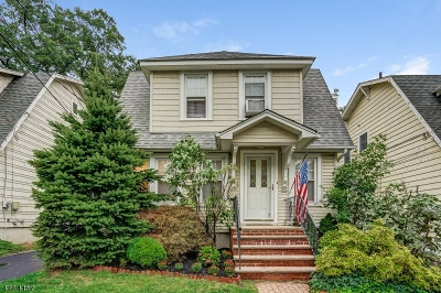 Millburn Twp. Single Family Home For Sale: 17 Oakdale Avenue