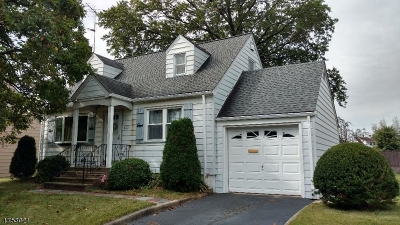 Union Twp. Single Family Home For Sale: 882 Dona Rd