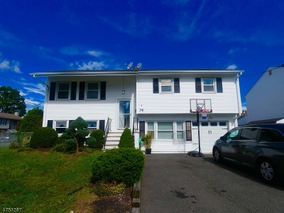 Woodbridge Twp. Single Family Home For Sale: 36 N High St