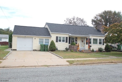 Edison Twp. Single Family Home For Sale: 11 Clausen Rd