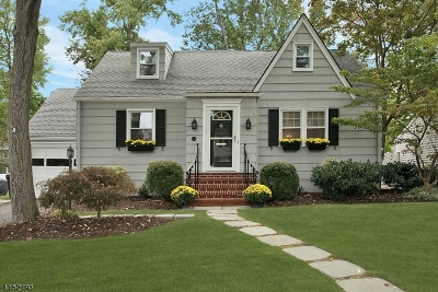 WESTFIELD Single Family Home For Sale: 212 Wyoming St