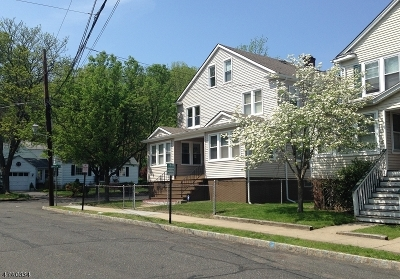 Morristown Town NJ Multi Family Home For Sale: $649,000