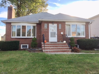 Union Twp. Single Family Home For Sale: 2642 Spruce St