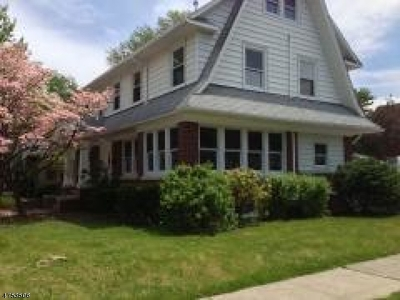 Paterson City Single Family Home For Sale: 42 46 13th