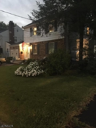 Linden City Single Family Home For Sale: 121 Yale Terrace