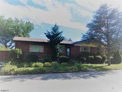 Woodbridge Twp. Single Family Home For Sale: 386 Hyatt St