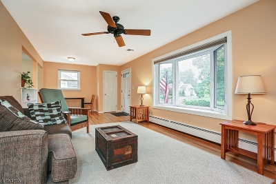 Bernardsville Boro Single Family Home For Sale: 12 Sunnybrook Road