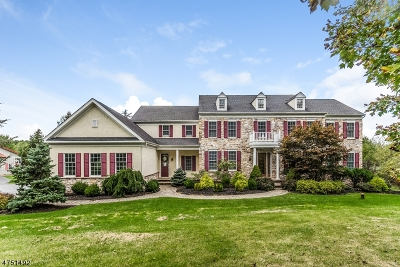 Union Twp. Single Family Home For Sale: 77 Perryville Rd