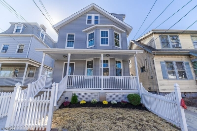 Elizabeth City Single Family Home For Sale: 682 Grove St