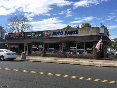 Union Twp. Commercial For Sale: 1400 Stuyvesant Ave #4