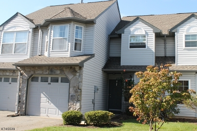 Piscataway Twp. NJ Condo/Townhouse For Sale: $289,900