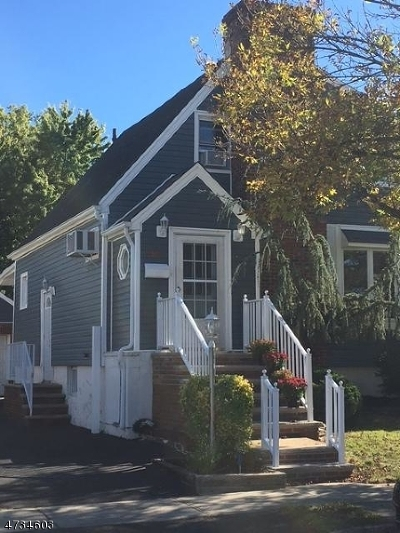 Roselle Park Boro Single Family Home For Sale: 423 Chester Ave