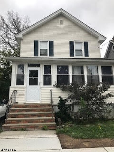 Roselle Park Boro Single Family Home For Sale: 120 Butler Ave