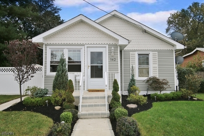 Edison Twp. Single Family Home For Sale: 142 Walton St