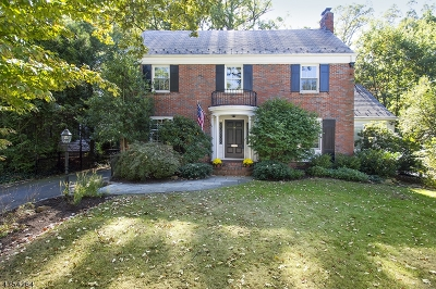 Summit City Single Family Home For Sale: 14 Blackburn Place