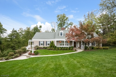 Chatham Twp. Single Family Home For Sale: 16 Glenmere Dr