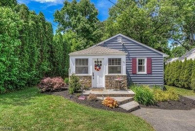 Randolph Twp. Single Family Home For Sale: 97 Quaker Ave