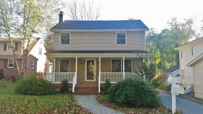 Florham Park Boro Single Family Home For Sale: 69 Roosevelt Blvd