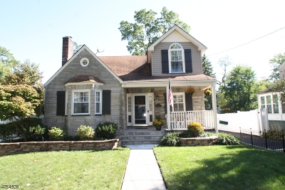 Roselle Park Boro Single Family Home Active Under Contract: 843 Prospect St