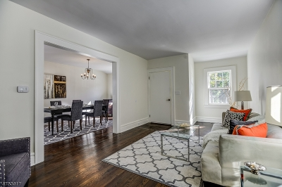 West Orange Twp. Single Family Home For Sale: 99 Rollinson St