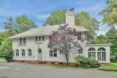West Orange Twp. Single Family Home Active Under Contract: 45 Wildwood Avenue