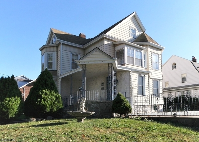 Kearny Town Single Family Home For Sale: 4 Stuyvesant Ave
