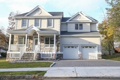 Livingston Twp. Single Family Home For Sale: 5 Roosevelt Ter