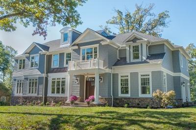 Millburn Twp. Single Family Home For Sale: 93 Slope Drive