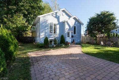 Morris Twp. Single Family Home For Sale: 1 Sherman Ave