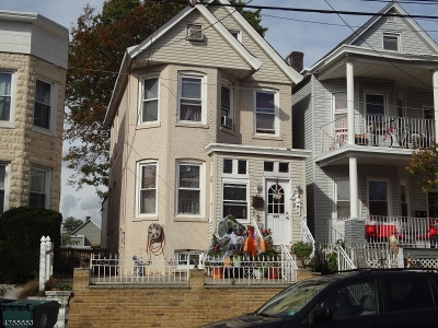 Perth Amboy City Single Family Home For Sale: 265 Goodwin St