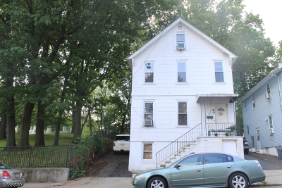 Kearny Town Single Family Home For Sale: 80 Dukes St
