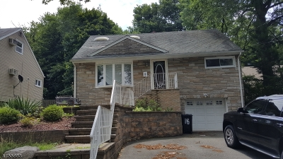 West Orange Twp. Single Family Home For Sale: 18 Phyllis Rd