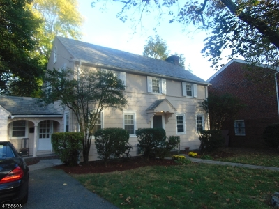 Hillside Twp. Single Family Home For Sale: 973 Revere Dr