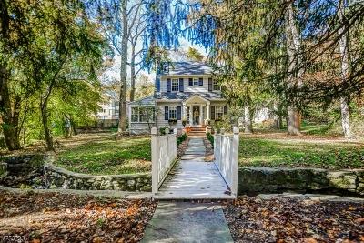Millburn Twp. Single Family Home For Sale: 246 Glen Ave