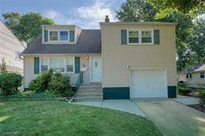 Woodbridge Twp. Single Family Home For Sale: 690 Harrell Ave