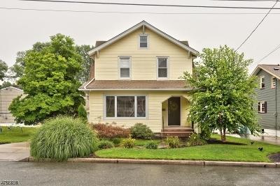 Woodbridge Twp. Single Family Home For Sale: 267 W Prospect Ave