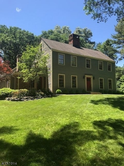 Chester Twp. Single Family Home For Sale: 52 State Park Rd