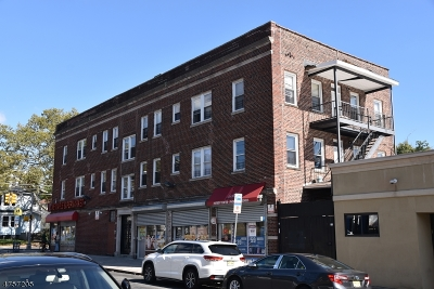 Newark City NJ Commercial For Sale: $1,800,000