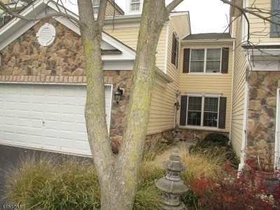 Parsippany-Troy Hills Twp. Condo/Townhouse For Sale: 8 Kelley Ln